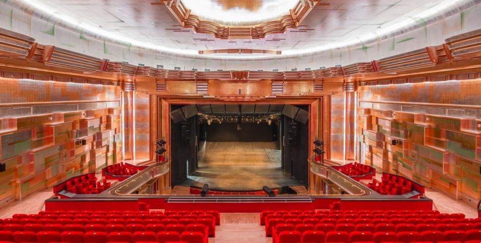 Teatr Muzyczny Capitol We Wrocławiu Ltt