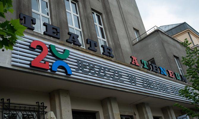 Realizacja Scena 20 Teatru Ateneum